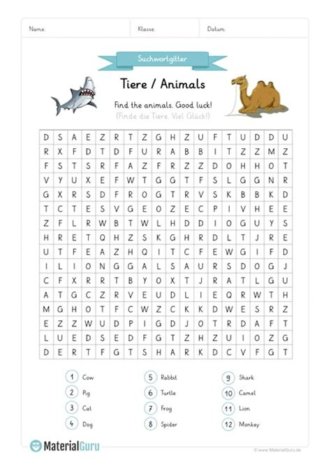 tiere animals materialguru