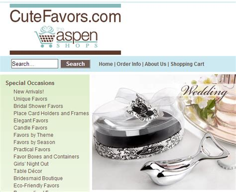 Wedding Supplies Canada by Wedding Favors Canada Canada Decorations