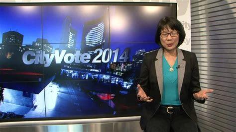 Meet Toronto mayoral candidate Olivia Chow - YouTube