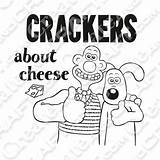 Gromit Cheese Wallace Crackers Screen Members Club Discount Join sketch template