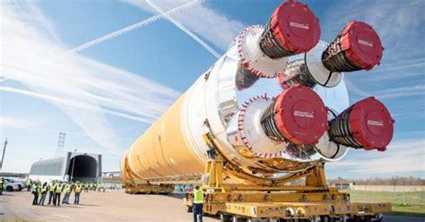 nasa suspends work  moon rocket capsule due  covid