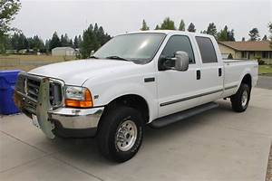 1999 Ford F250 Super Duty Weight