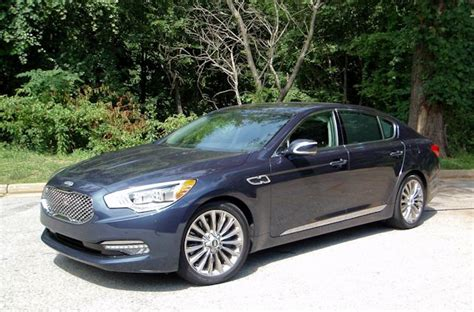 How Much Is The Kia K900 by Kia K900 V 8 Test Drive Our Auto Expert