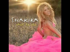SHAKIRA - CD SALE EL SOL - 12 WAKA WAKA (THIS TIME FOR ...