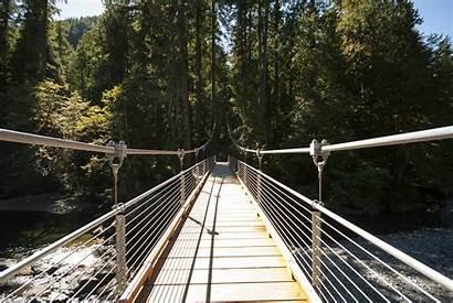 Staircase Trail Loop Rapids River Skokomish Park