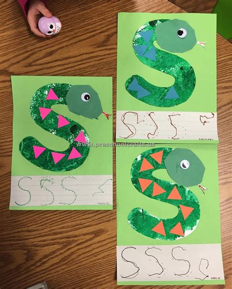 letter s crafts for preschool enjoy preschool crafts 642 | letter s crafts for preschool enjoy