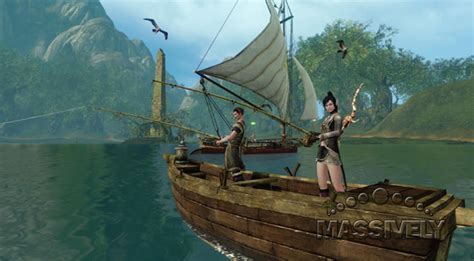 Buy Fishing Boat Bdo by Lost Continent Living A Fisherman S Life In Archeage