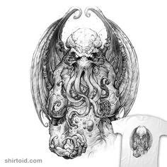 hp lovecraft tattoos images tattoos instagram tags