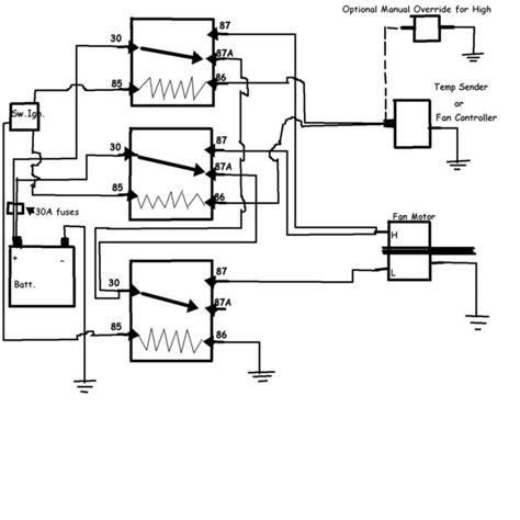 Taurus Speed Fan Control Wiring Diagram