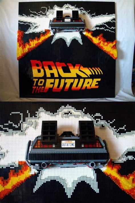future bttf lego    future