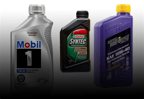 Should You Use Synthetic Oil In Your Vehicle? » Autoguide