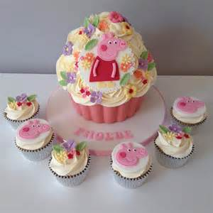 2 quot peppa pig cutter sams cupcakes londonsams cupcakes london