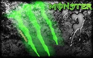 Wallpaper Pick: Monster Energy widescreen Wallpaper