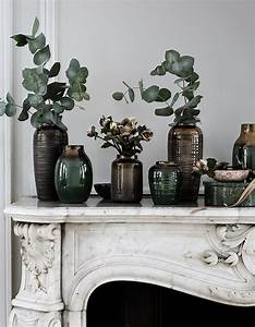 15 idees pour decorer sa cheminee elle decoration With quelles sont les couleurs froides 16 quelles couleurs associer avec le vert elle decoration