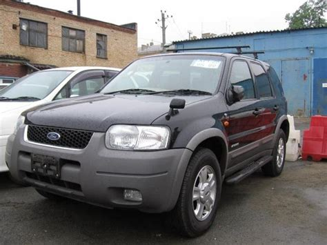 Ford Escape 2001 by 2001 Ford Escape Pictures
