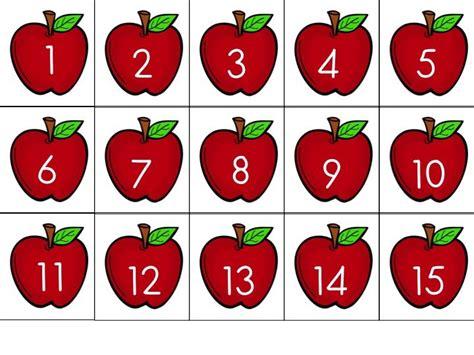 Apples 1-100 FREEBIE | Actividades de matemáticas ...