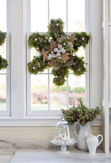 Weihnachtsdeko Fenster Günstig by 1001 Ideen F 252 R Bezaubernde Fensterdeko Zu Weihnachten