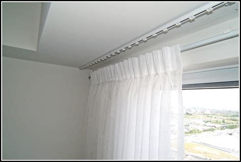 hanging curtains without a rod ideas hang a curtain rod without nails page home