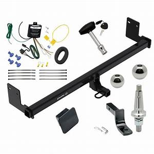 Trailer Tow Hitch For 18 Hyundai Kona Ultimate Package W