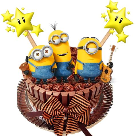 topo de bolo minions no elo7 brl flex festas 7058a5