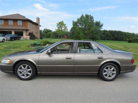 2001 Cadillac Overheating by Sell Used 2001 Cadillac Seville Sts Beautiful One Family