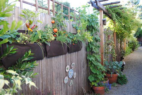 Creative Vertical Gardening Ideas-bonnie Plants