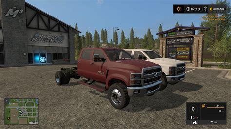 chevy    mod farming simulator   mod
