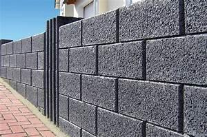 Mur En Béton : les diff rentes sortes de murs en b ton ~ Melissatoandfro.com Idées de Décoration