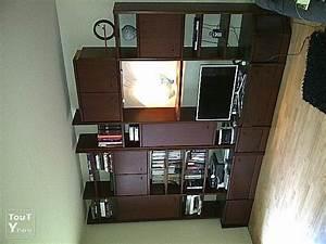 Meuble Tv Haut De Gamme : meuble tv haut de gamme hulsta bois massif antony 92160 ~ Teatrodelosmanantiales.com Idées de Décoration