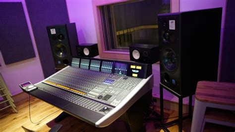 Ssl Consoles For Dbs Music Students In Bristol And Plymouth