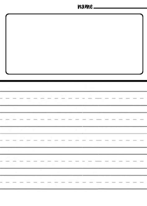 Paper Template Lined Paper Template Word Templates Trakore Document