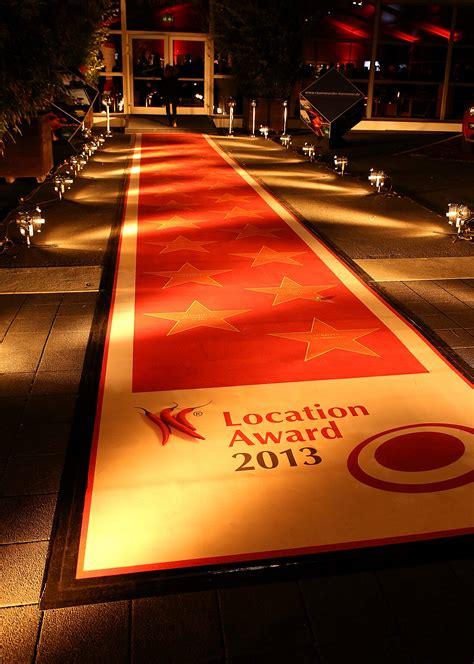 roter teppich für den freeformer roter teppich walk of fame fotoboden de