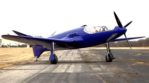 Bugatti 100p Replica Airplane Crashes Killing Its Designer