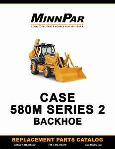 Case 580m Series 2 Loader Backhoe Catalog