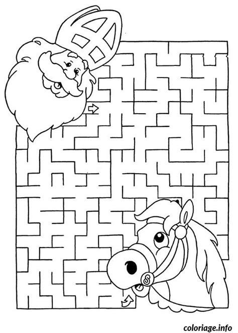 jeux de noel cuisine coloriage labyrinthe jeux noel jecolorie com
