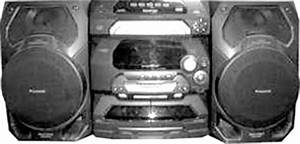 Panasonic Sa-ak17 - Manual - Cd Stereo System