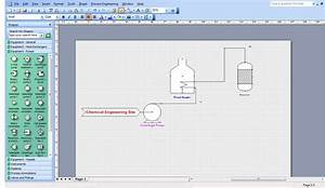 Ms- Visio For Chemical Engineers