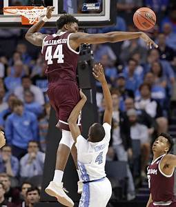 Texas A&M Swats Second-Seeded North Carolina From ...