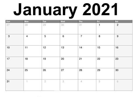 16+ Printable Free Calendar 2021  Background