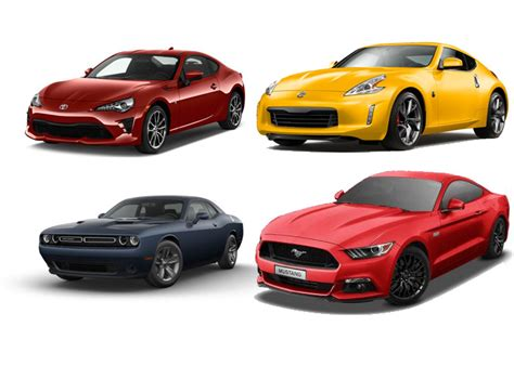 affordable sport cars list of top 10 affordable sports cars in 2017 sports cars