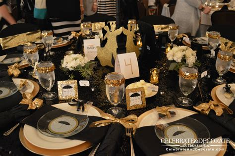 amazing tablescapes from bash conference celebrate decorate