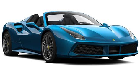 Review 488 Spider by 2018 488 Spider Review Review Trims Specs And
