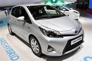Toyota Yaris Hybride France : toyota expects to sell 10 000 yaris hybrids in france in 2012 autoblog ~ Gottalentnigeria.com Avis de Voitures