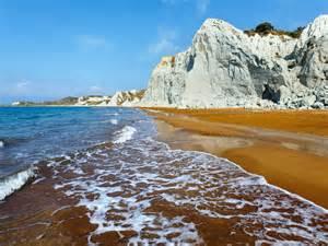 Colored Sand Beaches around the World