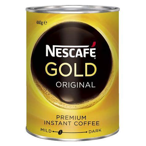 nestles nescafe gold coffee