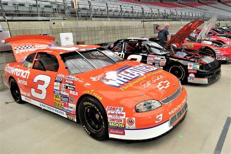 questions linger  nascar race cars sold  mecum auction