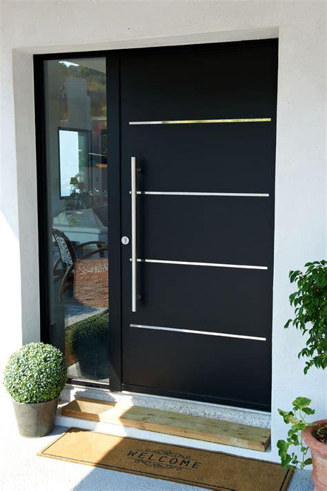 porte d entr 233 e aluminium cotim 11 porte aluminium design zilten