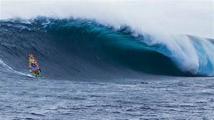 Windsurfing Tasmania's Deadliest Wave - YouTube  Wave