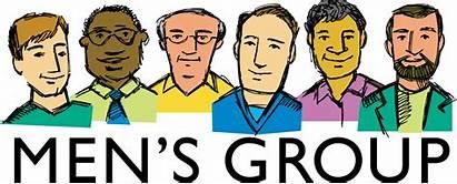 Clipart Church Christian Meeting Clip Cliparts Mens