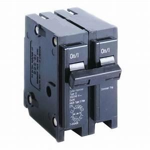Eaton    Cutler Hammer Cl250 Circuit Breaker  50 Amp  120